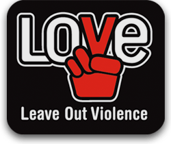 LOVE (Leave Out Violence)